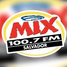 Rádio Mix FM de Salvador BA ao vivo