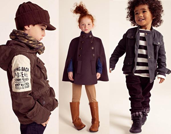 Ropa para niños de Zara para el otoño-invierno 2011-2012 | Ropa para ...