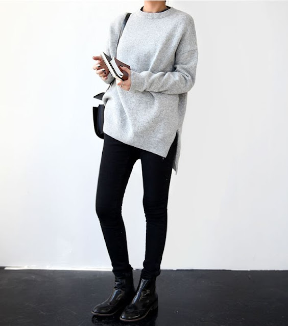 basic, jesienne inspiracje, minimalizm, street style, stylowo, swetry, wygoda, kobiety, kobiety i styl życia, paris chic, parisian chic,