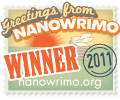 NaNoWriMo Winner!