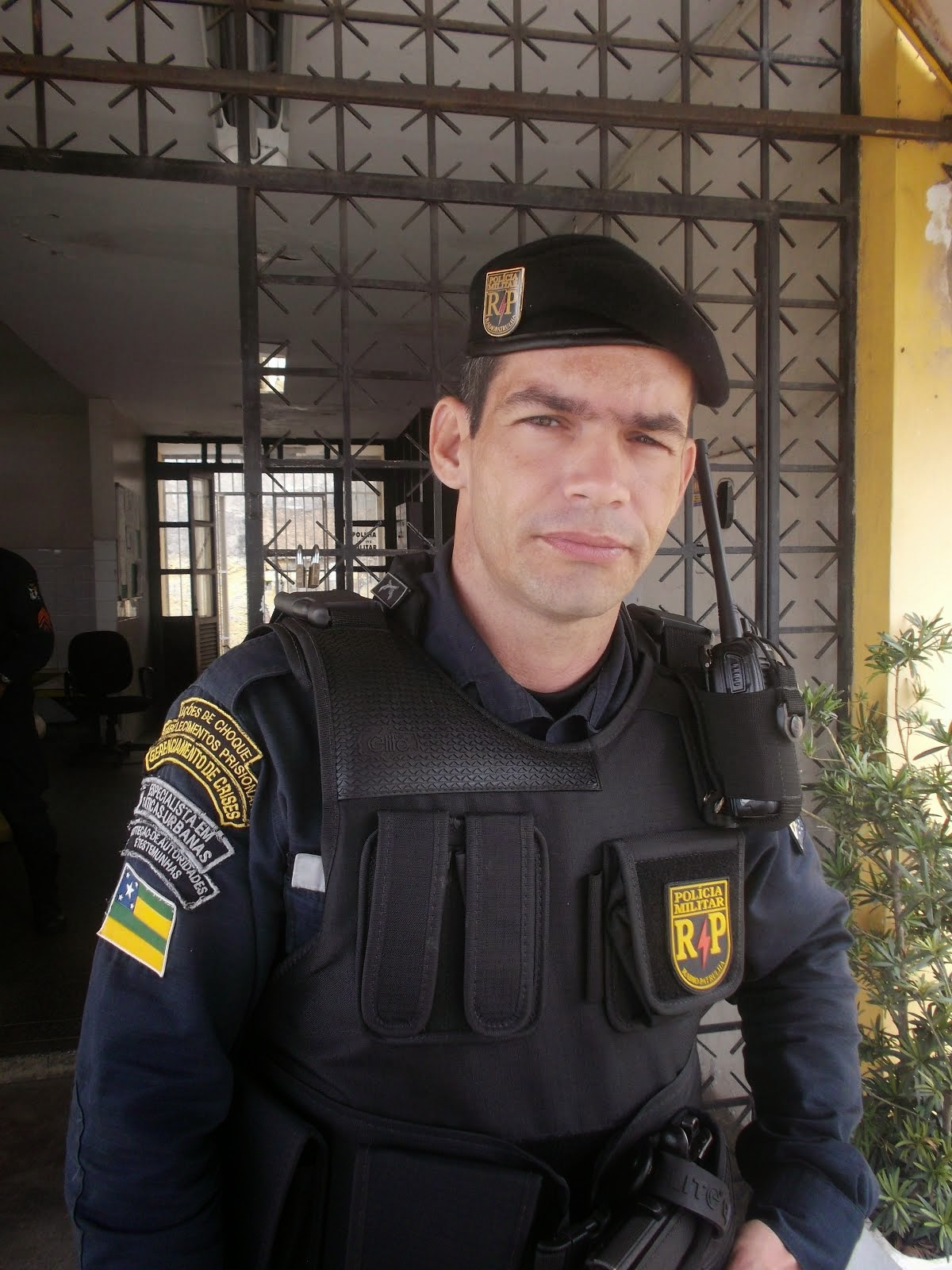 COMANDANTE DO BPRp:  MAJOR VÍTOR ANDERSON
