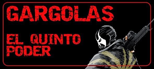 GARGOLAS (comic)