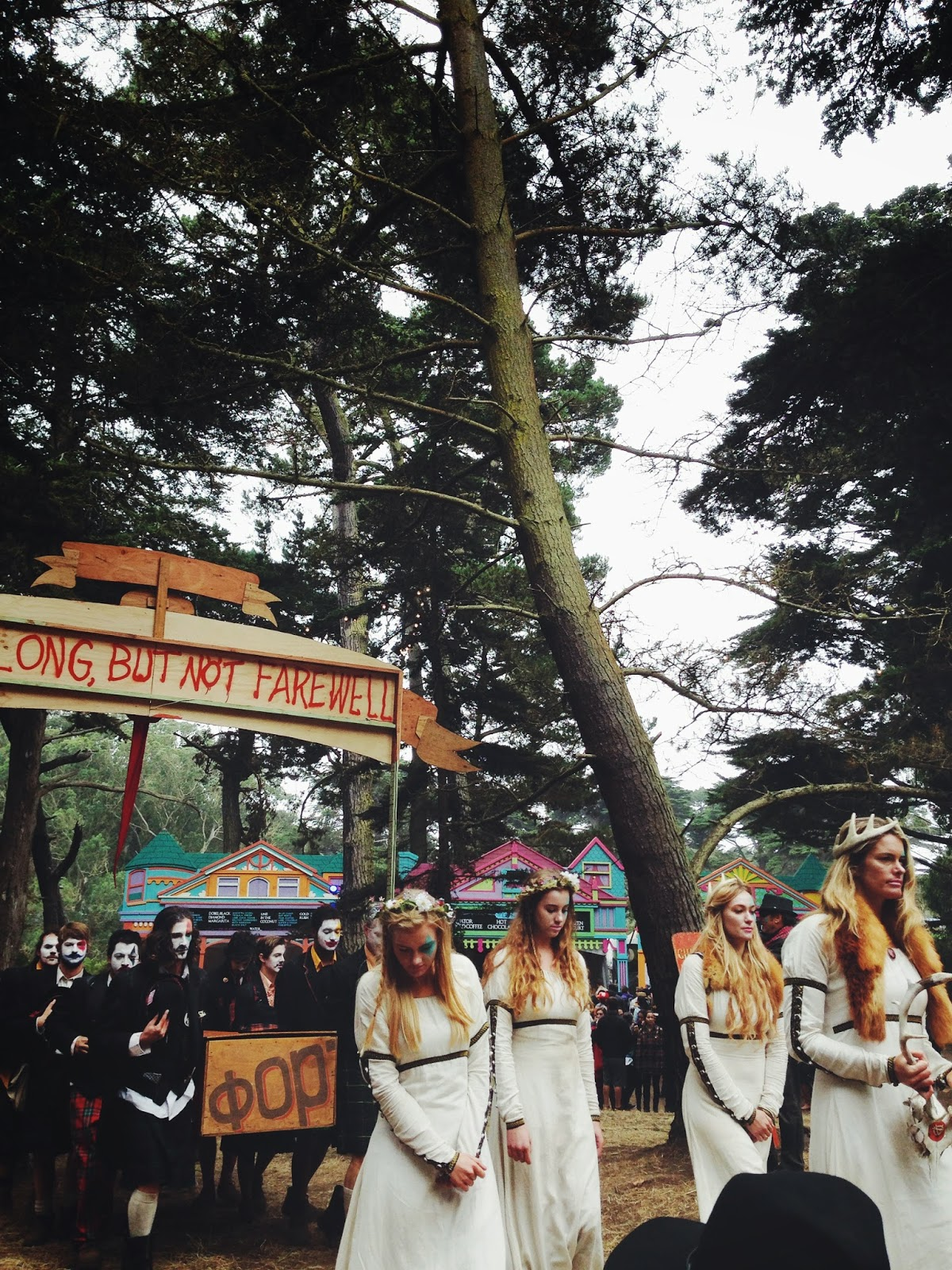 Cool Outside Lands 2014 Photography