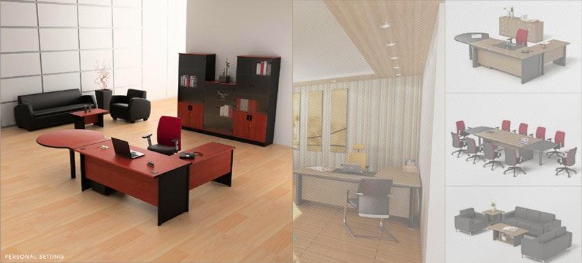 Pusat Meja Kantor
