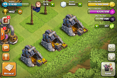 Clash of Clans Tactics