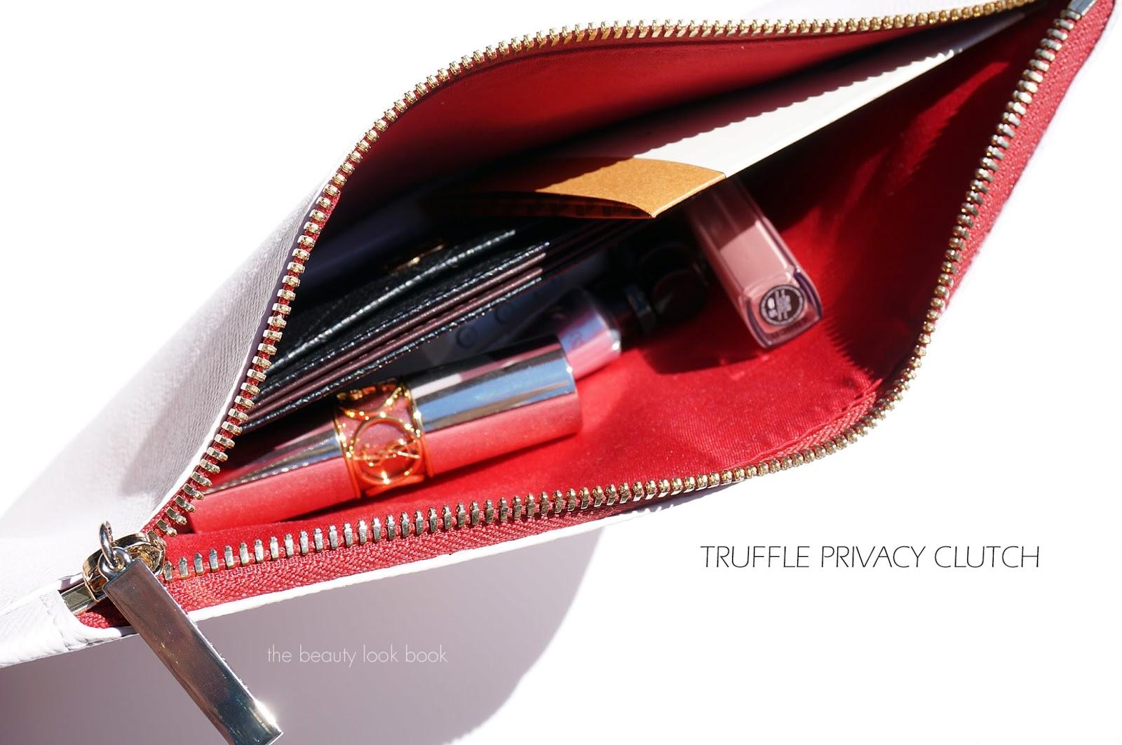 The Beauty Look Book: Makeup Bag