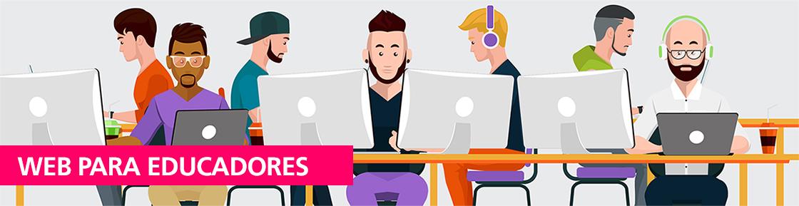 WEB PARA EDUCADORES