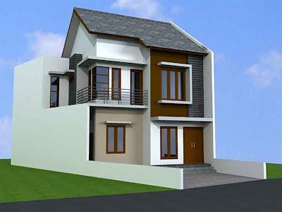 foto rumah minimalis modern on Foto] Rumah Minimalis Modern | SERBIFO - Berbagi serba serbi info ...