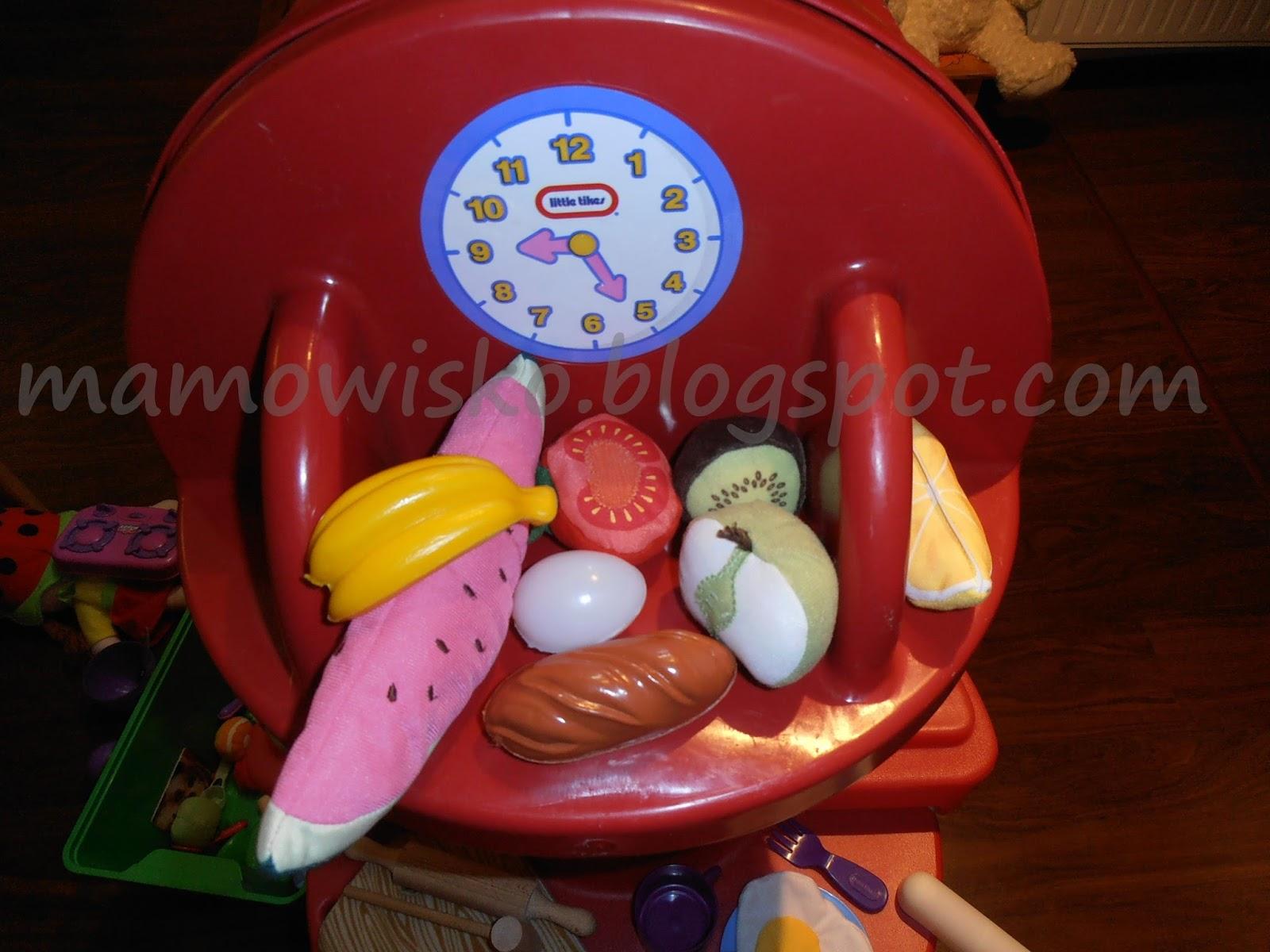 Dzieciaki gotują  Magiczna Kuchnia Little Tikes   -> Little Tikes Magiczna Kuchnia Elektryczna Z Dźwiekami