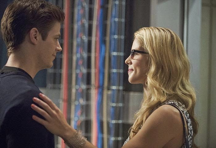 The Flash - Episode 1.04 - Going Rogue - Promotional Photos