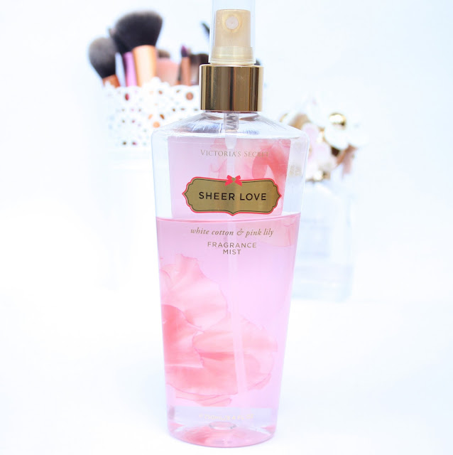 Victoria's Secret Sheer Love Fragrance Mist