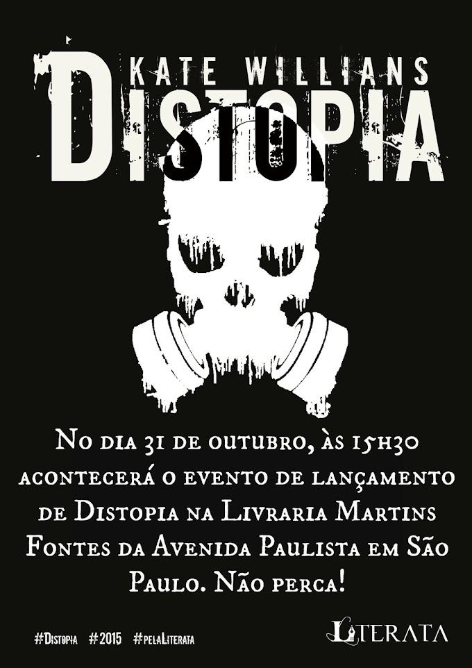 Livro Distopia em São Paulo + Hunter no Wattpad