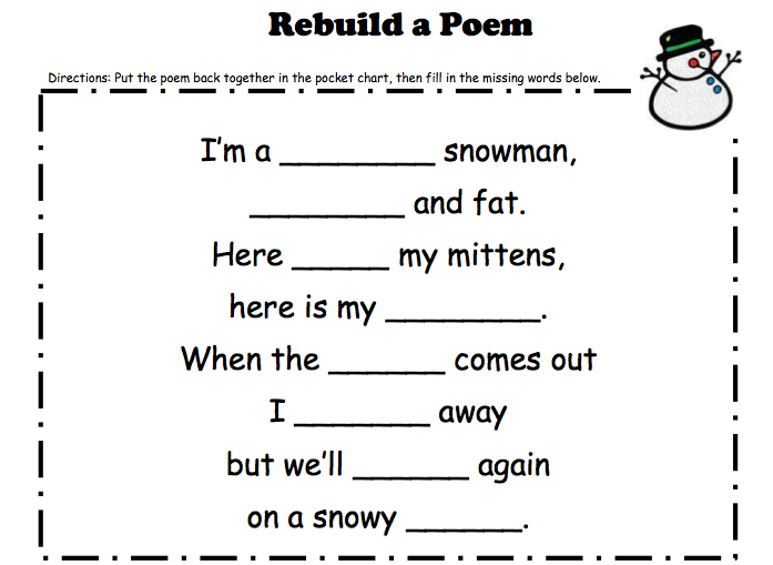 NEW 889 FIRST GRADE CHRISTMAS WORKSHEETS FOR READING | firstgrade ...