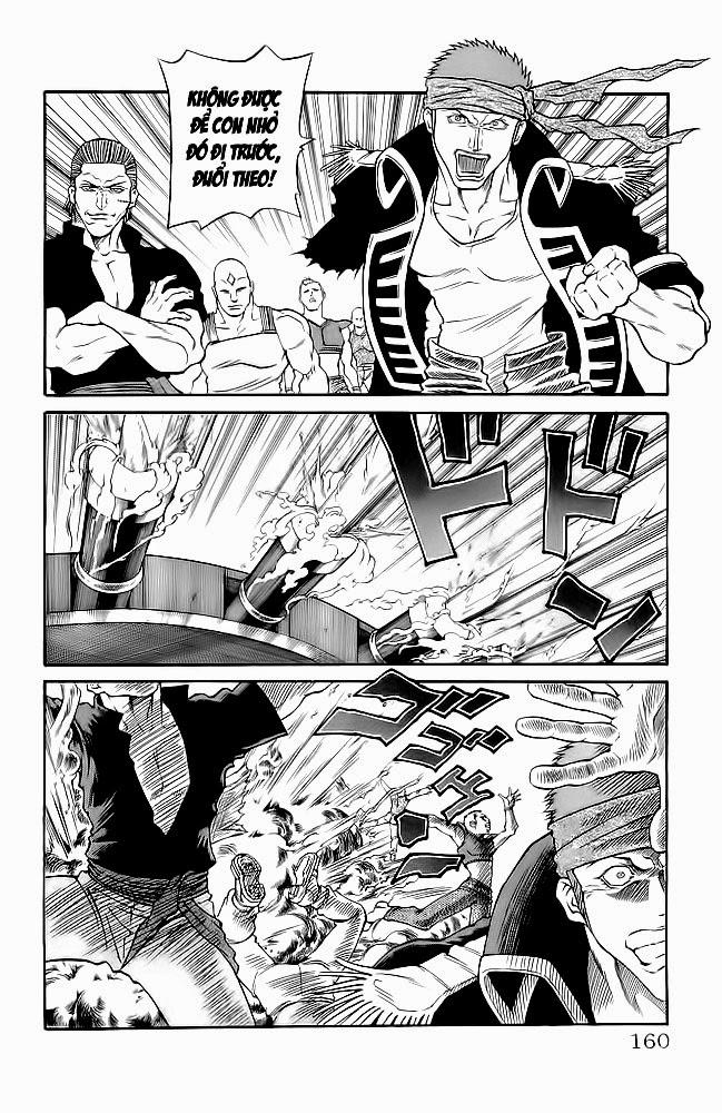 Vua Trên Biển – Coco Full Ahead chap 221 Trang 14 - Mangak.info