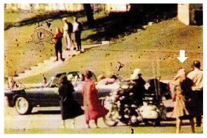 Babushka Lady Kennedy Assassination