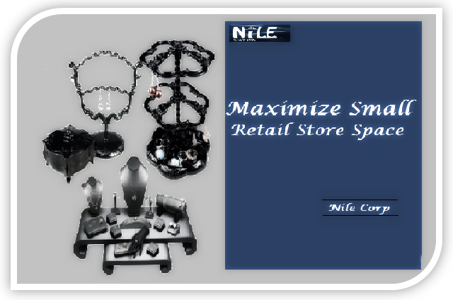 Maximize Small Retail Store Space