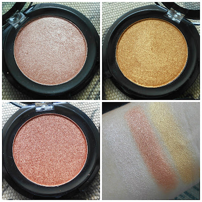 City Color Cosmetics Shimmer Shadows