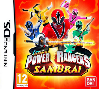 Power Rangers: Samurai