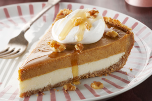 Maple-Pumpkin pie