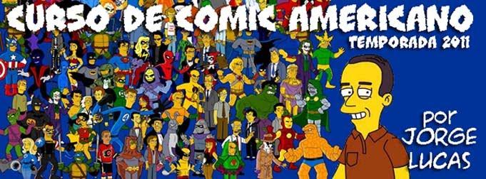 Curso Comic Americano Temporada 2011