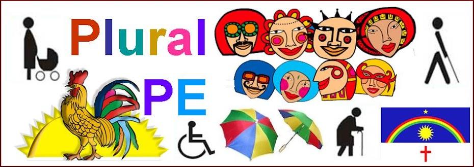 Plural PE, compromisso de ser plural