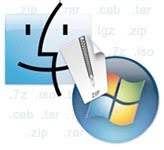 Mac Unzip Unrar zipping software