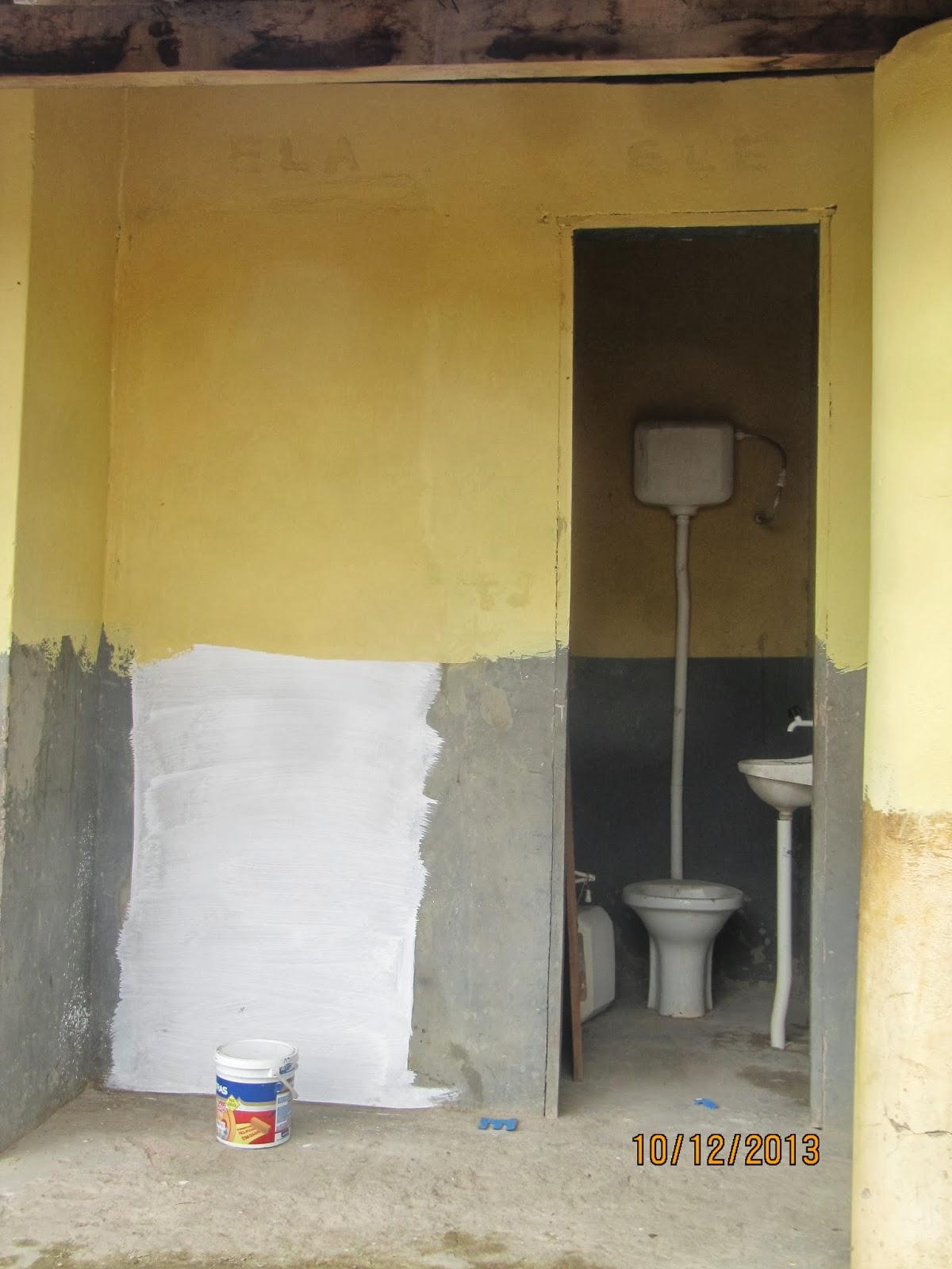 Veja nesta foto mais recente que o outro banheiro não existi mais foi  #907338 1200 1600