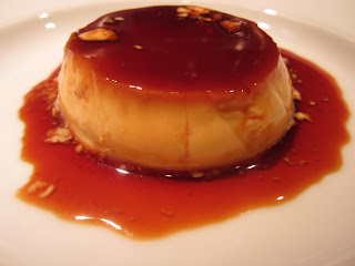 Dairyfree Flan {Vanilla & Orange} - coconut free
