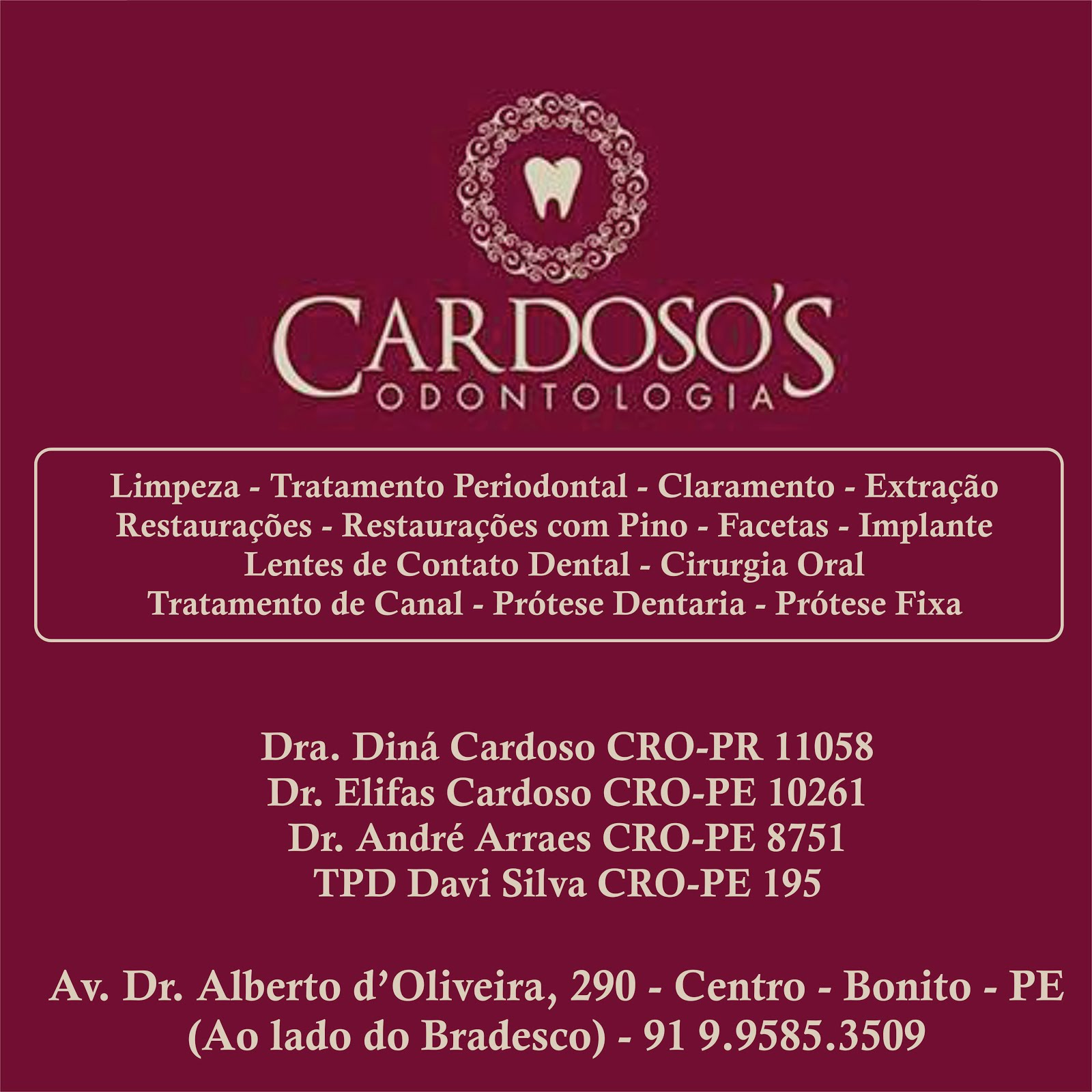 Cardoso's Odontologia