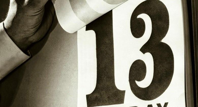 Angka 13, Benarkah Angka yang Dapat Membawa Malapetaka?