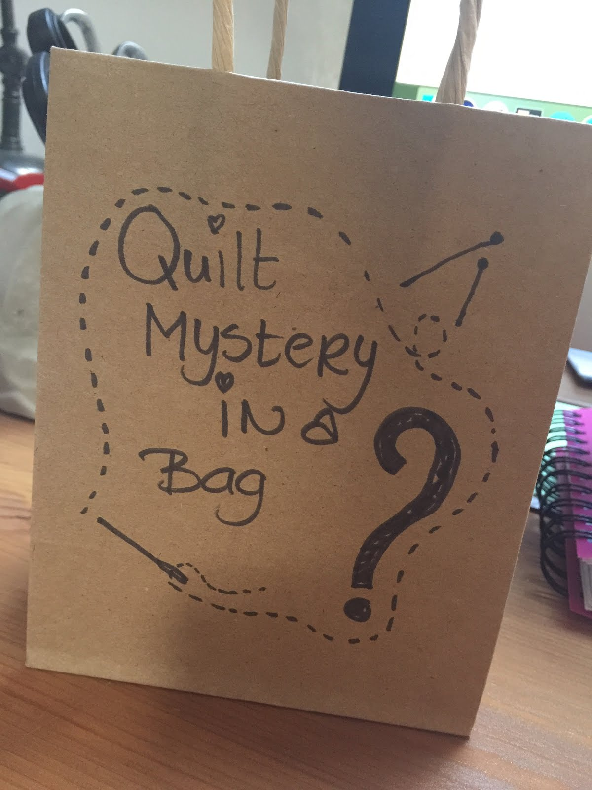 Mystery in a paper bag