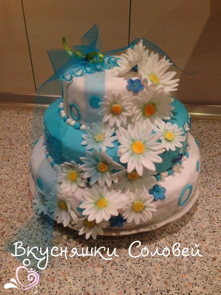 Как украсить торт мастикой: пошаговые инструкции, фото, видео и 54