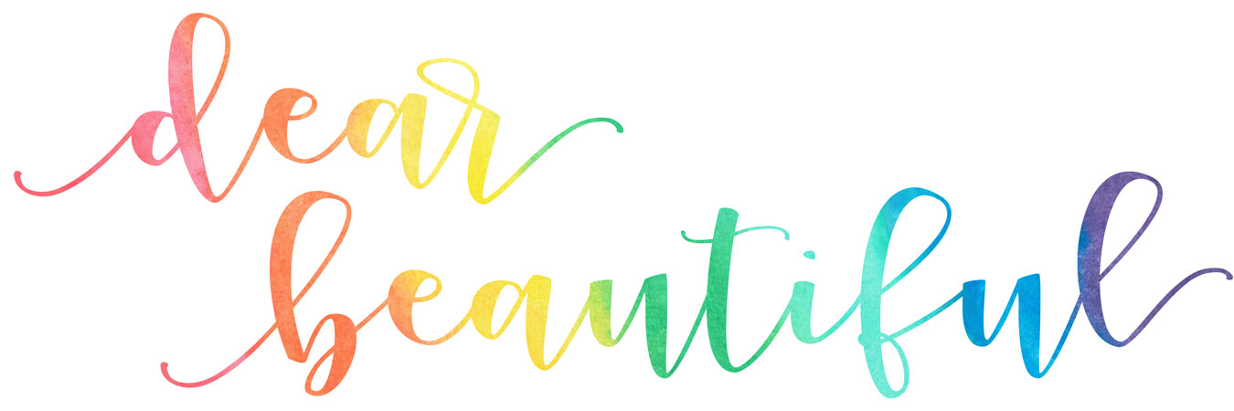 dear beautiful {a family lifestyle blog}