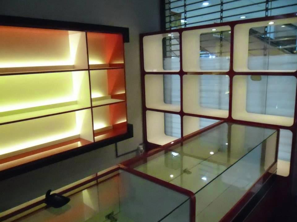 Etalase Hp Android DieCast Game - Furniture Semarang 01