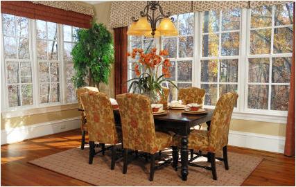 english country dining room design ideas - Country Dining Room Design