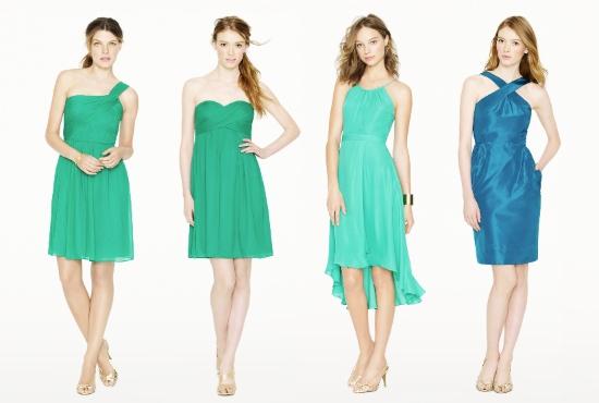 2013 bridesmaid dresses