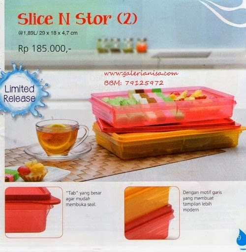 Tupperware Promo Mei 2014