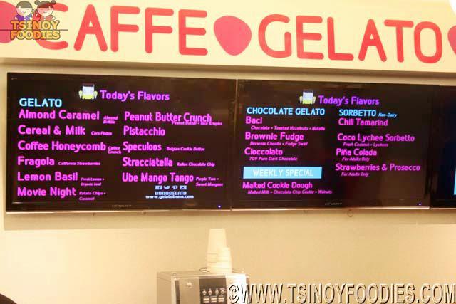 bono artisanal gelato