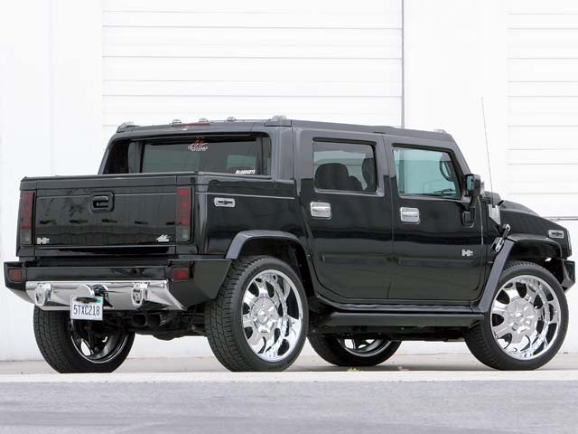 Hummer H2 Sut Car News And Review