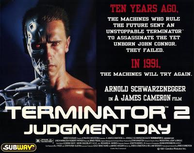 A Year In Film With Brian Salisbury Terminator 2