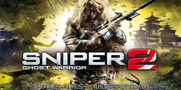 Sniper Ghost 2 - Black Box - ISO - PC