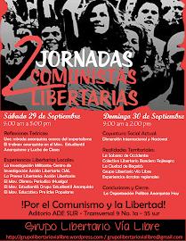 Segundas Segundas Jornadas Comunistas Libertarias