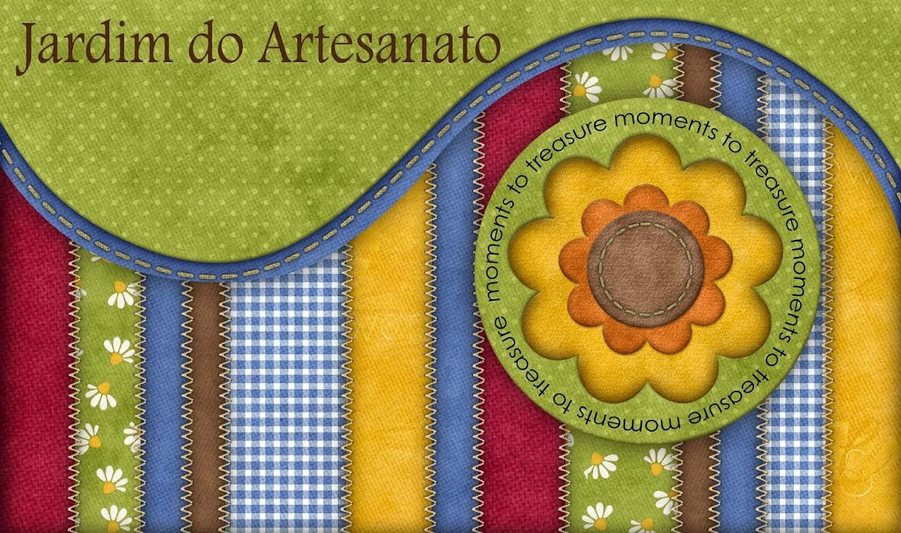 JARDIM DO ARTESANATO por Patricia Rios
