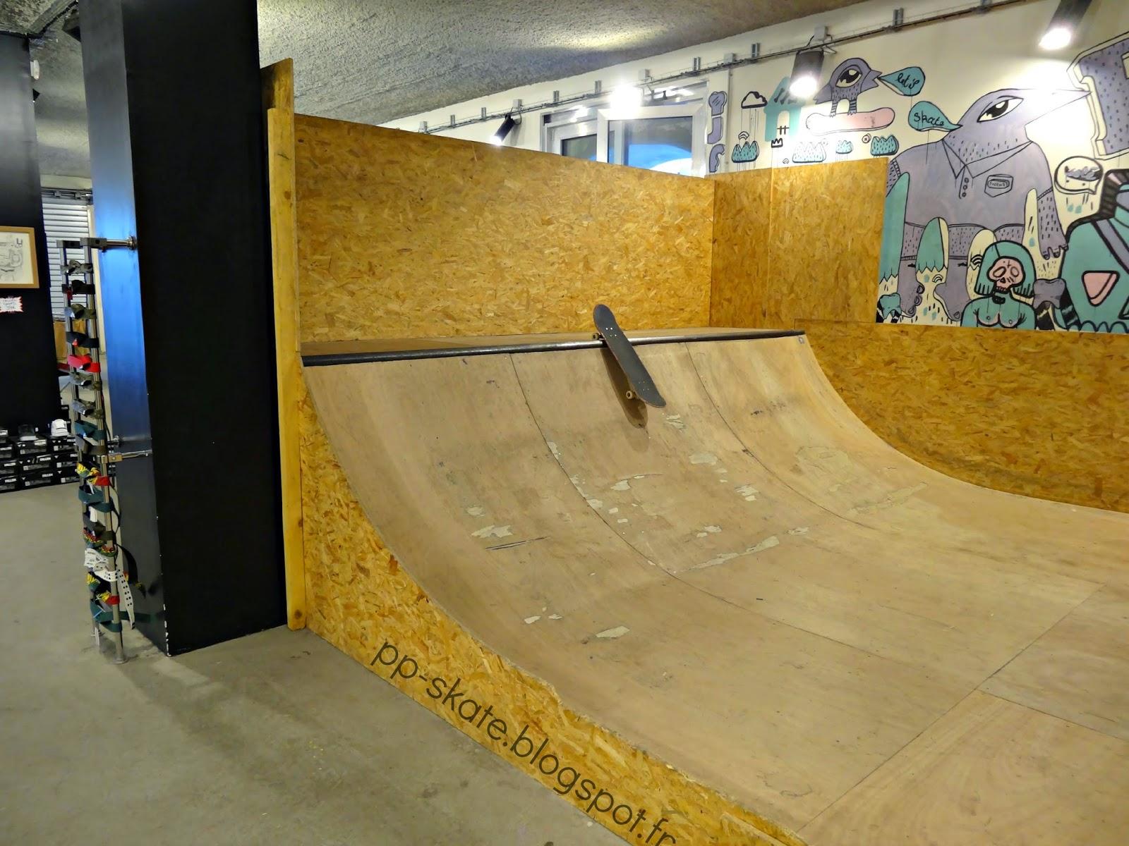 Rampe friche marseille skateshop