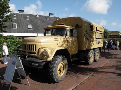 Friesen auf Tour: Truck-Team-NF