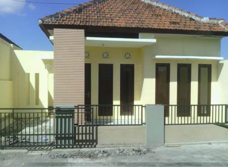 rumah minimalis type 45 on Rumah Minimalis Type 45 Satu Lantai