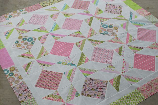 Hyacinth Quilt Designs: Pinwheel quilts...