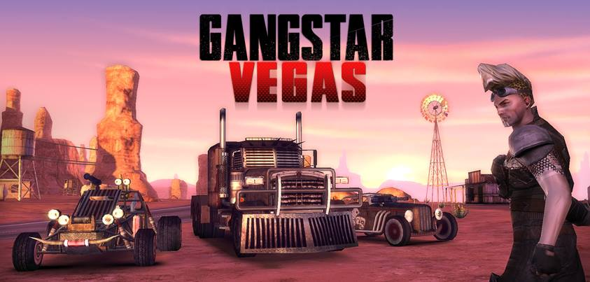 android Games . Gangstar Vegas apk