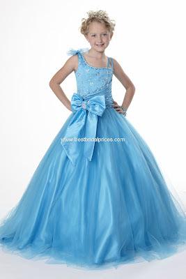 Tiffany Flower - Mädchenkleid - (Part 1)