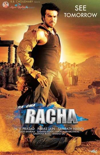 Racha 2012 Multi Audio BluRay Download